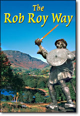 Rucsac Readers wandelgids The Rob Roy Way - Schotland :