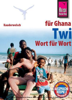 Wordenboek Twi für Ghana   Reise Know How
