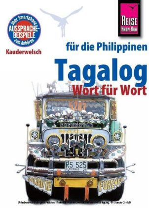 Woordenboek Tagalog (Pilipino) Wort für Wort - Filipijns   Reise Know How