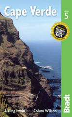 Reisgids Cape Verde Islands - Kaapverdische Eilanden : Bradt Guide :