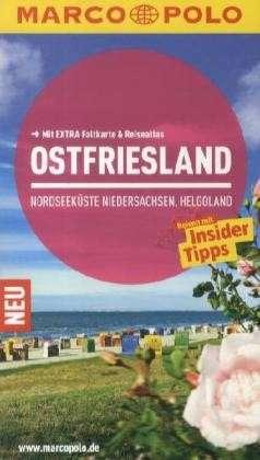 Reisgids Ostfriesland, Nordseek�ste Niedersachsen, Helgoland   Marco Polo