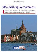 Kunstreisgids - Kunstreisefuhrer Mecklenburg-Vorpommern   Dumont verlag