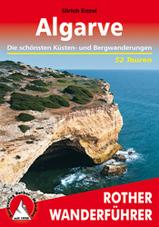 Wandelgids Algarve   Rother
