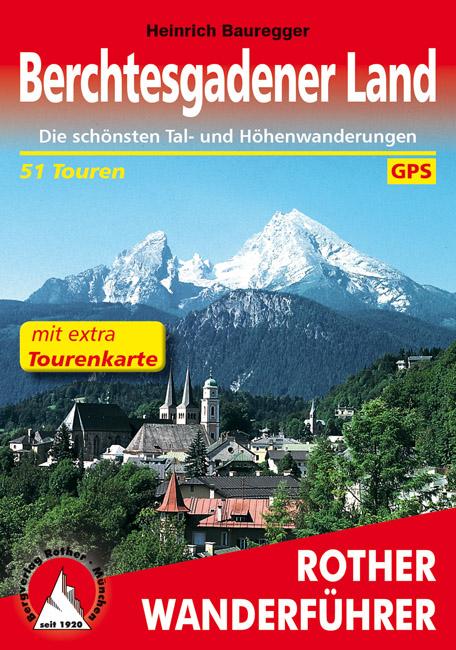 Wandelgids Berchtesgadener Land   Rother