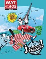 Kinderreisgids Wat & Hoe Kids: Jippie naar Frankrijk   Kosmos