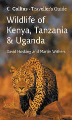 Reisgids Wildlife of Kenya Kenia, Tanzania and Uganda - Kenia, Tanzania en Oeganda   Collins Travellers Guide