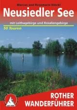 Wandelgids Neusiedler See mit Leithagebirge und Rosaliengebirge   Rother