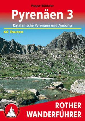 Wandelgids Pyrenäen - Pyreneeen 3   Rother