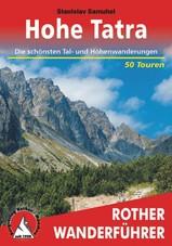 Wandelgids Hohe Tatra - Hoge Tatra   Rother