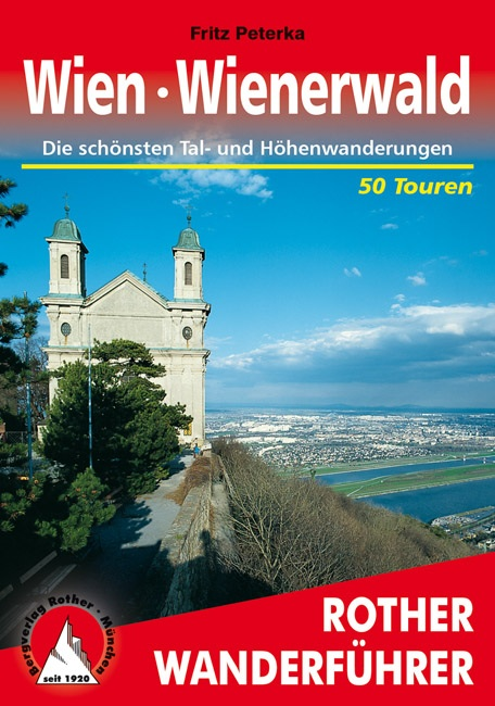 Wandelgids Wien - Wienerwald (Wenen)   Rother