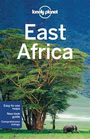 Reisgids Lonely Planet East Africa- Oost Afrika   Lonely Planet