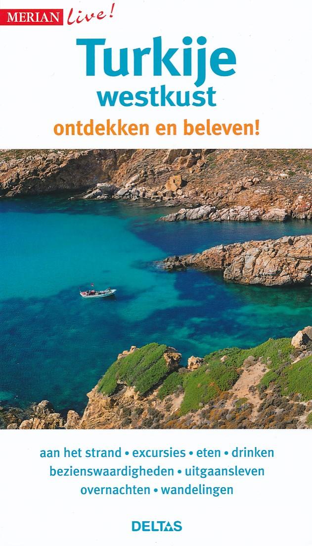 Reisgids Merian Live Turkije Westkust   Deltas