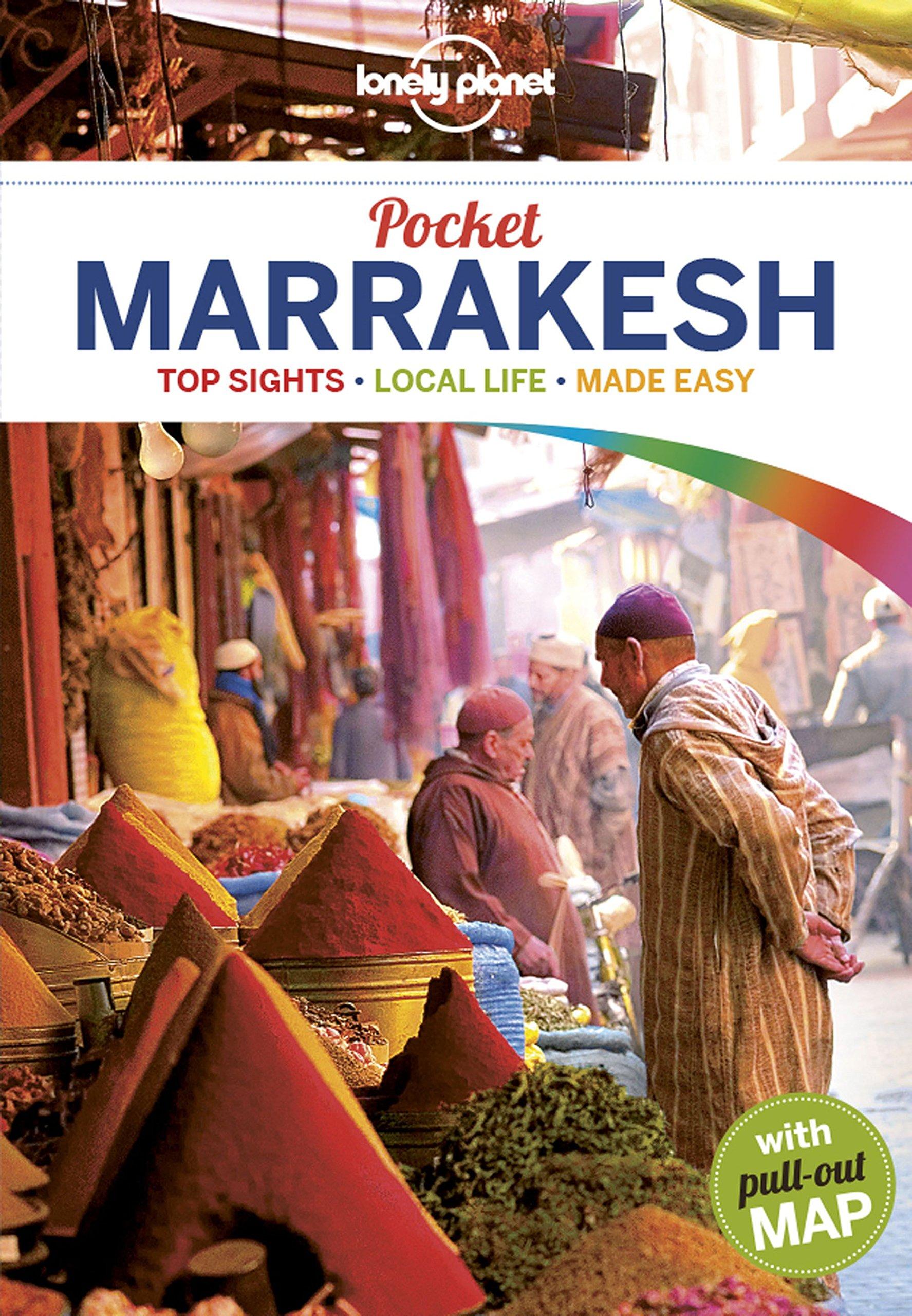 Reisgids Marrakesh pocket   Lonely Planet