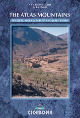Wandelgids Trekking in the Atlas Mountains   Cicerone