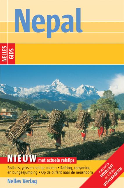 Reisgids Nepal   Nelles