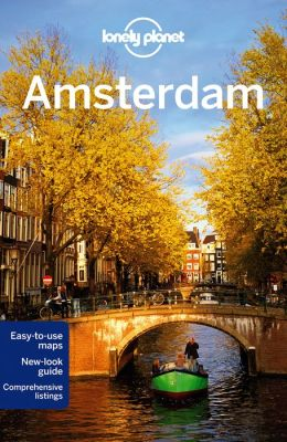 Reisgids Lonely Planet Amsterdam City Guide   Lonely Planet