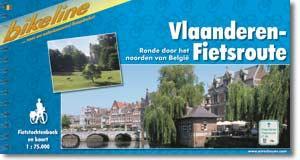 Fietsgids Vlaanderen Fietsroute   Bikeline