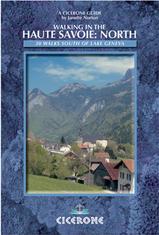 Wandelgids Franse Alpen: Walking in the Haute Savoie North   Cicerone