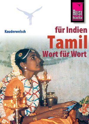 Woordenboek Tamil Wort fur Wort - India & Srilanka   Reise Know How