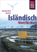 Woordenboek - Taalgids Isländisch Wort fur Wort - IJslands   Reise Know How