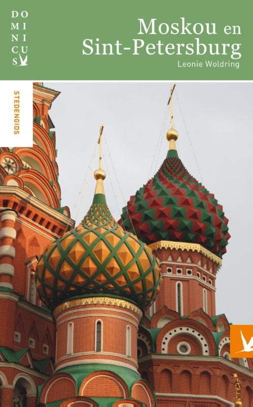 Reisgids Moskou & Sint Petersburg   Dominicus
