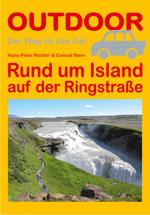 Reisgids Rund um Island: Ringstrasse - Rond om IJsland  Conrad Stein Verlag - Reisgids IJsland