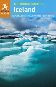 Reisgids Rough Guide Iceland - IJsland   Rough Guide