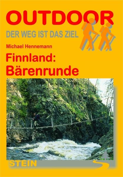 Wandelgids Finnland: Bärenrunde / Berenronde - Finland   Conrad Stein
