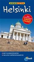 Reisgids Helsinki en omgeving   ANWB extra
