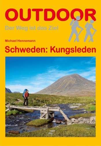 Wandelgids Kungsleden - Zweden   Conrad Stein Verlag
