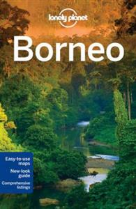 Reisgids Lonely Planet Borneo   Lonely Planet