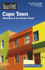 Reisgids Cape Town Winelands & the Garden Route -  Kaapstad   Time Out