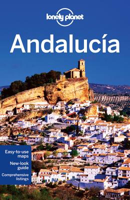 Reisgids Lonely Planet Andalucia - Andalusië   Lonely Planet