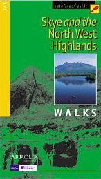 Wandelgids Pathfinder 03 Skye ans the North West Highlands  : Jarrold :