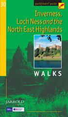 Pathfinder 30 wandelgids Inverness, Loch Ness & the North East Highlands   Jarrodd