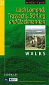 Pathfinder 23 Loch Lomond / Wandelgids Schotland