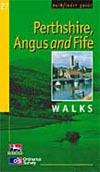 Pathfinder 27 Perthshire, Angus & Fife / Wandelgids Schotland :