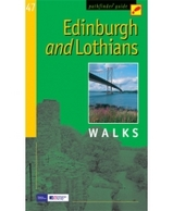 Pathfinder 47 Edinburgh & the Lothians  / Wandelgids Schotland :