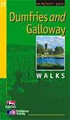 Pathfinder 19 Dumfries & Galloway / Wandelgids Schotland :