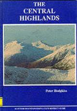 SMC guide Central Highlands / Wandelgids - klimgids Schotland :