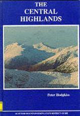 SMC guide Central Highlands / Wandelgids - klimgids Schotland