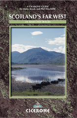 Cicerone wandelgids Scotland s Far West  / Schotland :