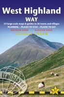 Wandelgids West Highland Way: Glasgow to Fort William (British Walking Guide) : Trailblazer Schotland :