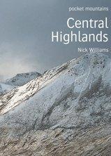 Central Highlands - Pocket Mountains / Wandelgids Schotland