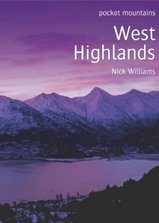 West Highlands - Pocket Mountains Wandelgids Schotland :