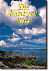 Wandelgids The Kintyre Way   Rucksack Readers