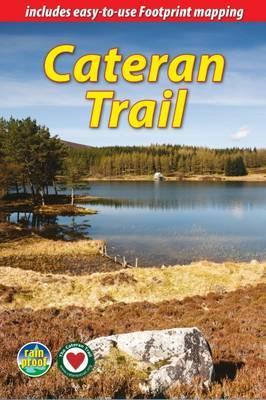 Wandelgids The Cateran Trail   Rucksack Readers