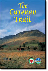 Wandelgids The Cateran Trail : Rucksack Readers :