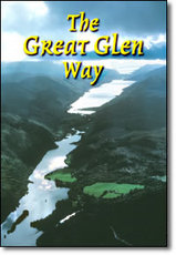 Wandelgids The Great Glen Way : Rucksack Readers :