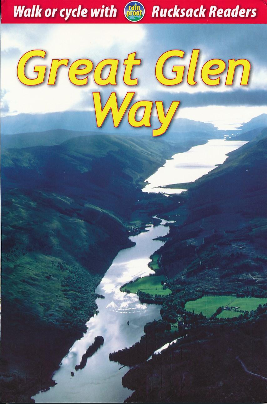 Wandelgids The Great Glen Way   Rucksack Readers